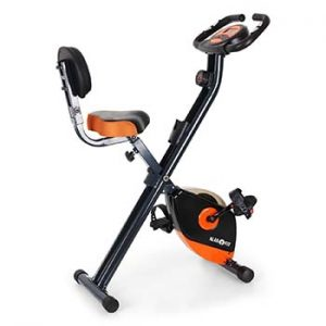 Klarfit X-Bike 700 Cyclette richiudibile ripiegabile