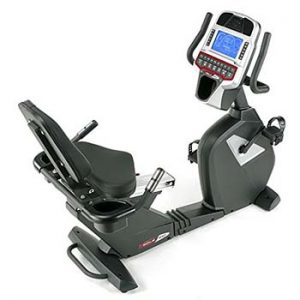 Cyclette Professionale Recumbent Sole Fitness USA R92