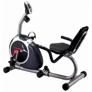 Recumbent bike cyclette orizzontale