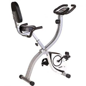 SportPlus SP-HT-1003 - Cyclette pieghevole